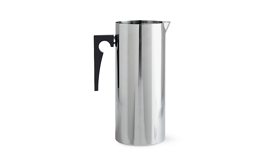 Cylinda Line Jug with Ice Lip