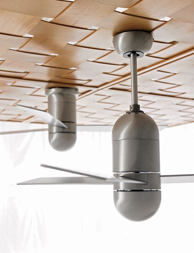 Cirrus Hugger Ceiling Fan