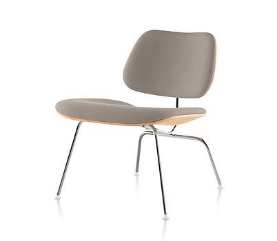 Eames® Upholstered Molded Plywood Lounge Chair (LCM)