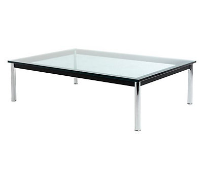 LC10-P Rectangular Low Table