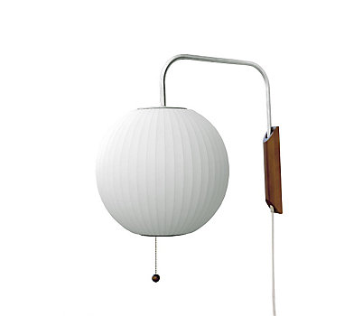 Nelson™ Ball Wall Sconce