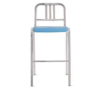Nine-0™ Stacking Barstool - 3 Bar Back