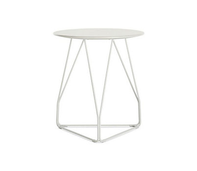 Polygon Wire Table, Small
