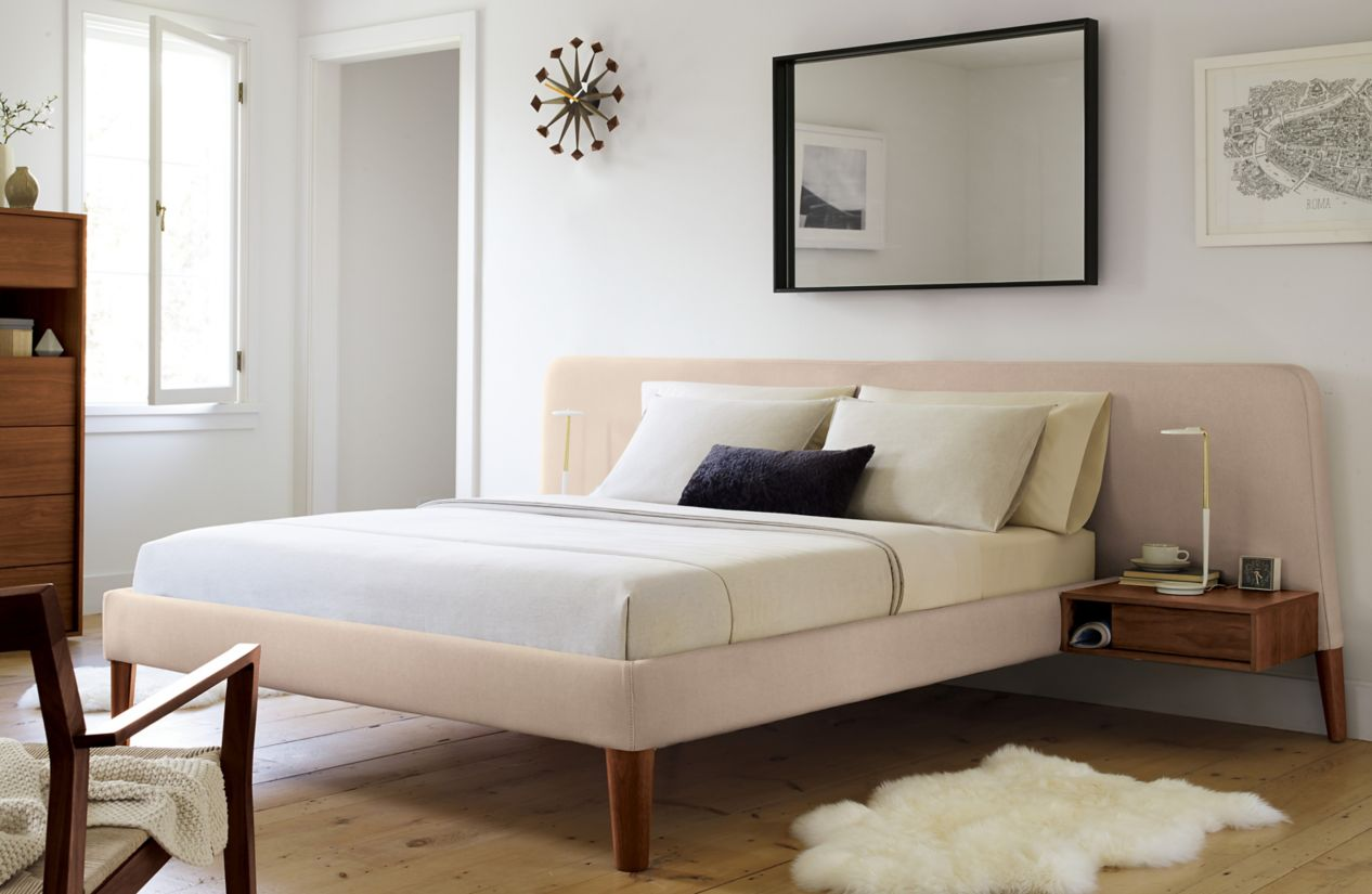 Parallel Wide Bed