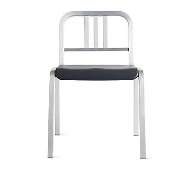 Nine-0 Stacking Chair - 3 Bar Back