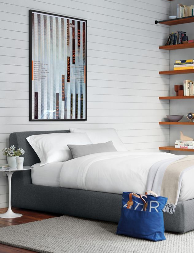 Nest Storage Bed