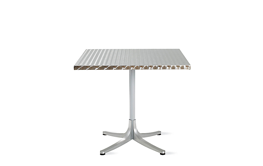 Inox Table, Square