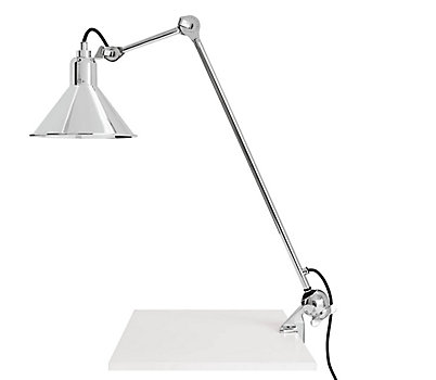 semp w153 ile clamp lamp design within reach. Black Bedroom Furniture Sets. Home Design Ideas