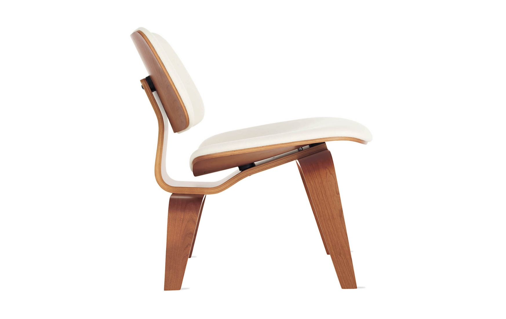 Eames Upholstered Molded Plywood Lounge Chair Lcw Dwr
