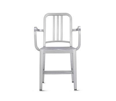 1006 Navy® Armchair - Modern Outdoor Furniture - Design Within Reach
