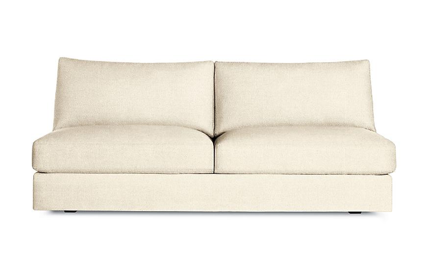 Reid Armless Sofa Design Within Reach