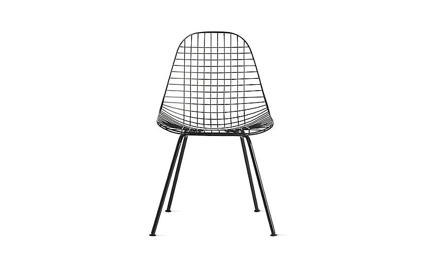 eames u00ae 4-leg wire chair  dkx 0
