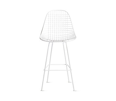 Eames® Wire Barstool (DKHBX.0)