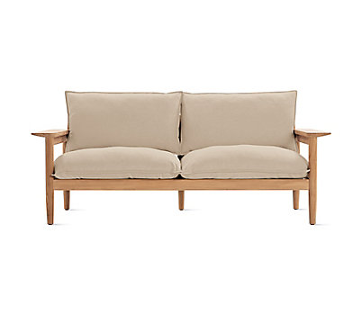 Teri Two Seater Sofa Designed By Studio Tolvanen For Design Within Reach
