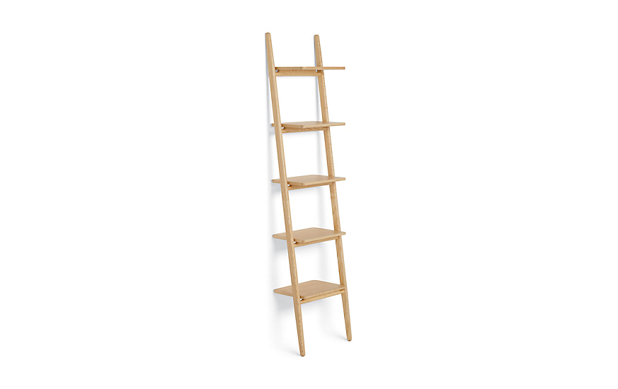 "Folk Ladder 18"" Shelving by Design Within Reach"