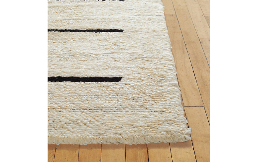 Woven Neve Rug, 6' x 9' at DWR Product Image