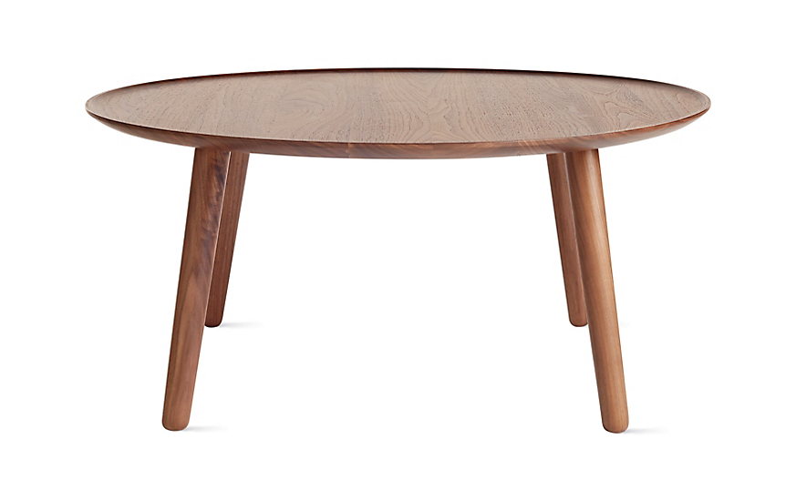 Design Within Reach Round Coffee Table
