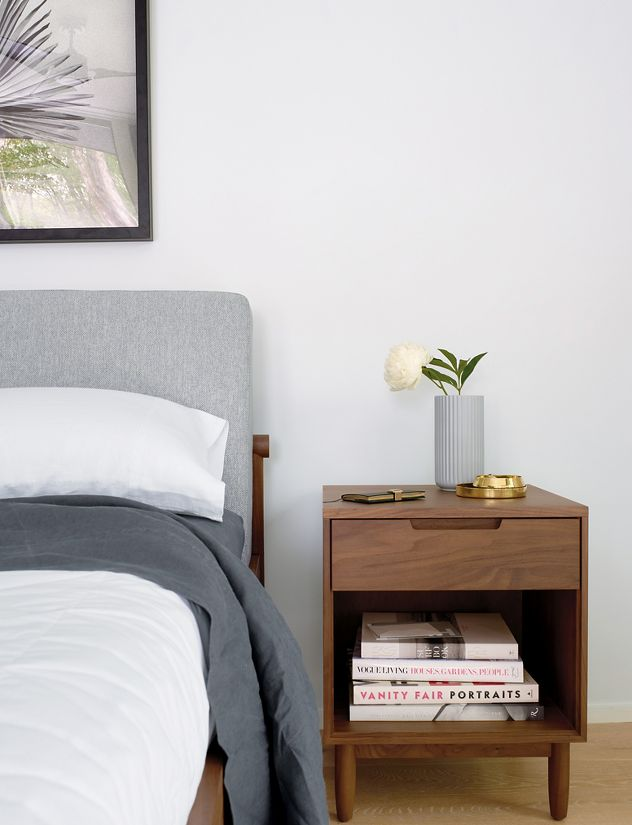 Raleigh Bedside Table Design Within Reach