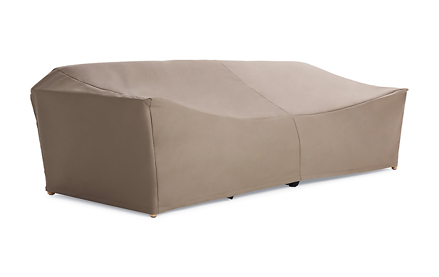 Terassi Outdoor Cover, Three-Seater Sofa