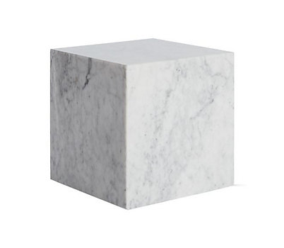 Plinth Cube Side Table