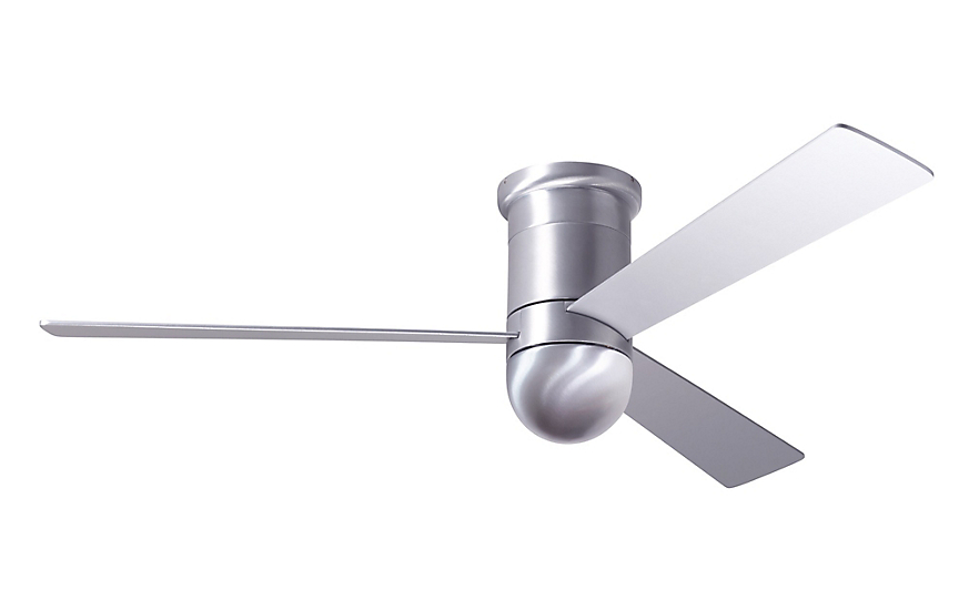 Cirrus Flush DC Ceiling Fan with Remote