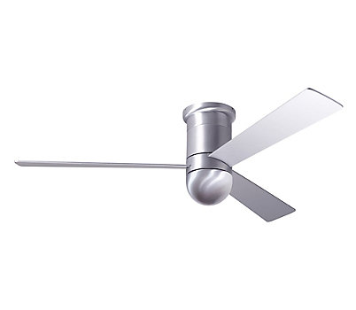 Cirrus Flush Ceiling Fan with Remote