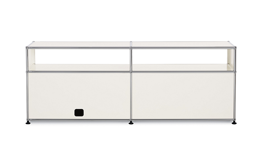 Usm Haller High Media Console by Design Within Reach