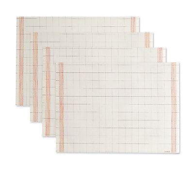 Chilewich Selvedge Placemats, Set of 4