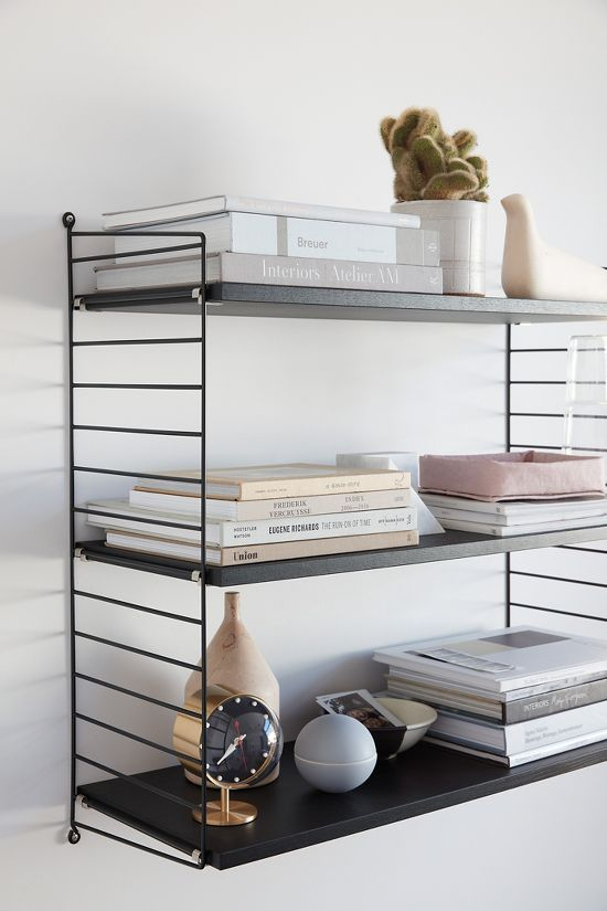 String Wall Shelving