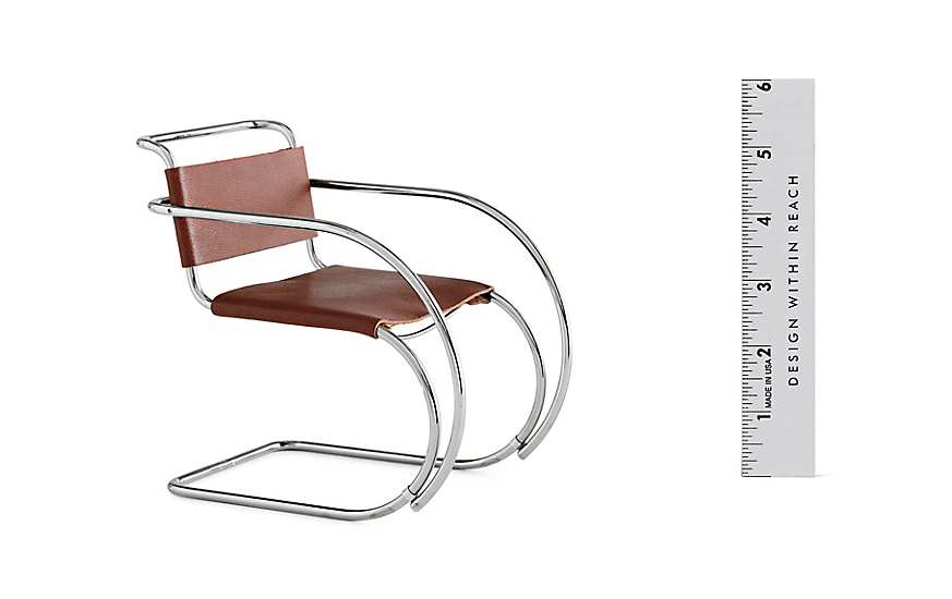 Vitra Miniatures Collection: MR 20