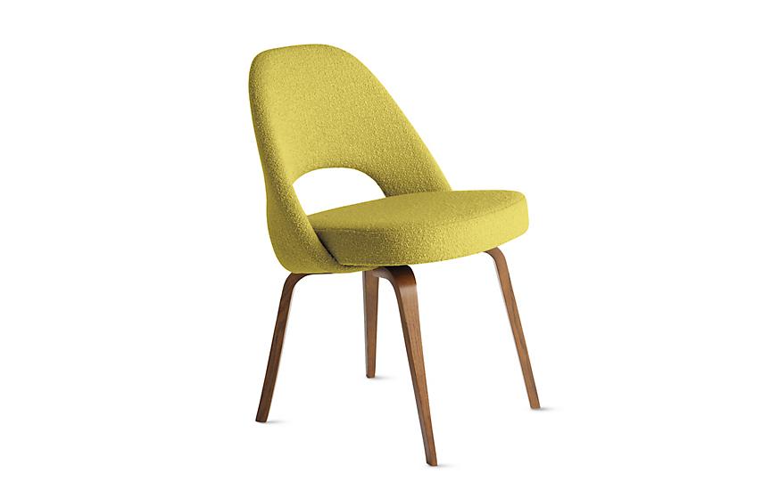 Fine Saarinen Executive Side Chair With Wood Legs Ibusinesslaw Wood Chair Design Ideas Ibusinesslaworg