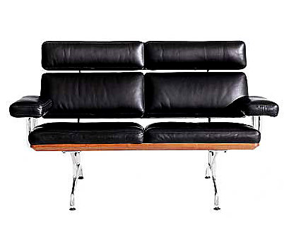 Eames 2 seat sofa replica sofa menzilperde net for Design sofa replica