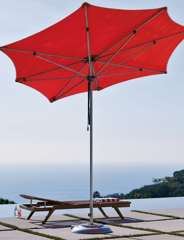 Tuuci® Mobile Umbrella Stand