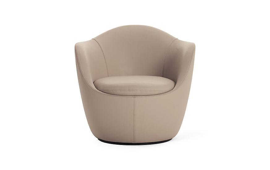 lína swivel chair design within reach
