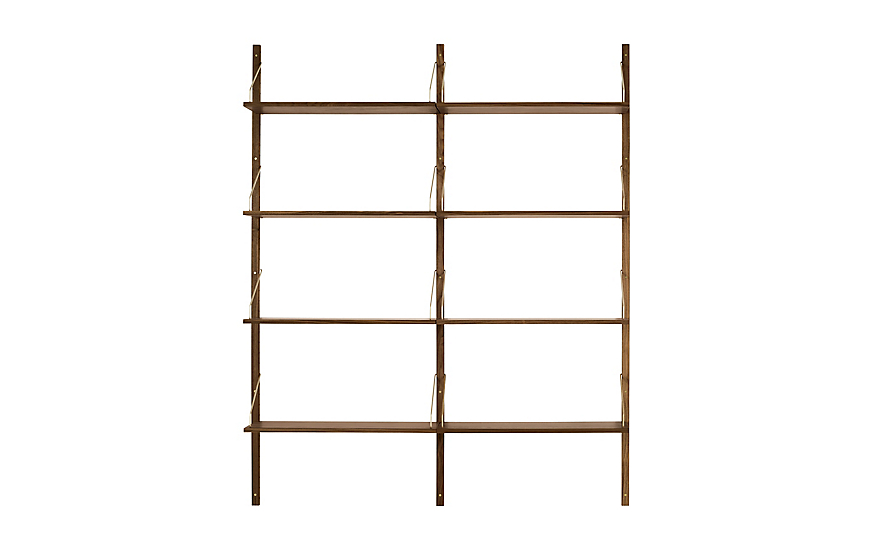 Royal System® 2-Bay Shelving Unit