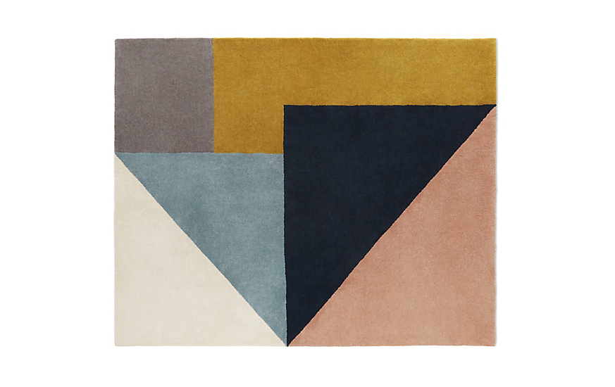 Arguto Rug, Mosaic, 9' x 12' by Design Within Reach Product Image