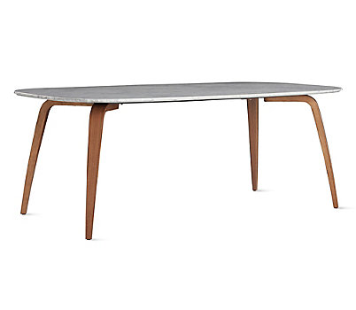 Organic Oval Table