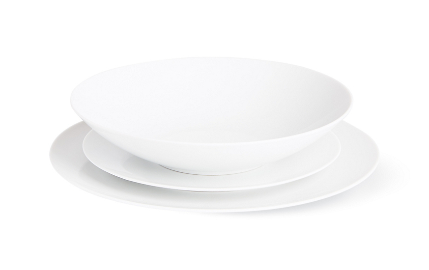 TAC 02 18-Piece Dinnerware Set
