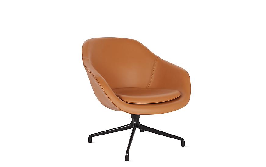 Lounge 81 Swivel Chair Low Back