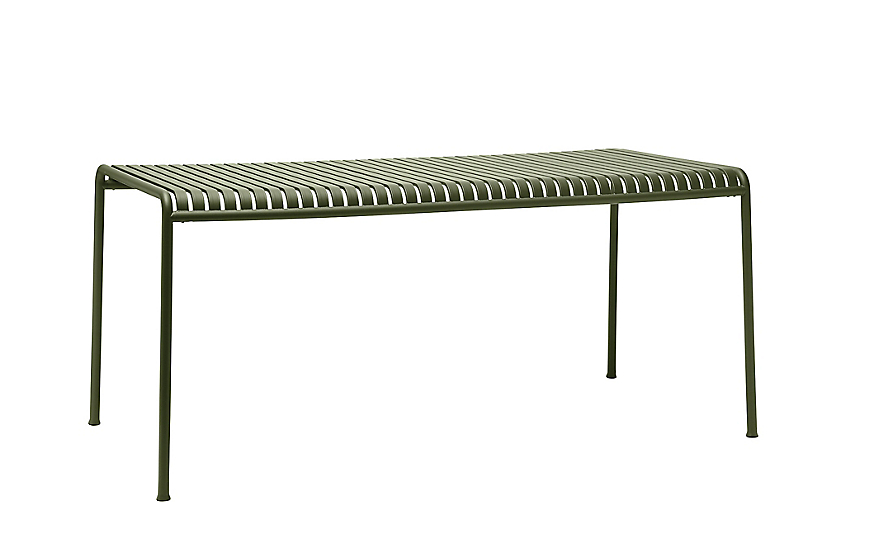 Palissade Table Outdoor Furniture Hay