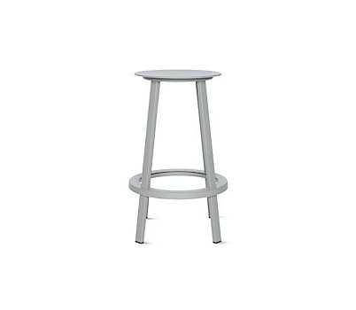 Revolver Counter Stool