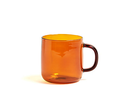 Borosilicate Mugs, Set of 2