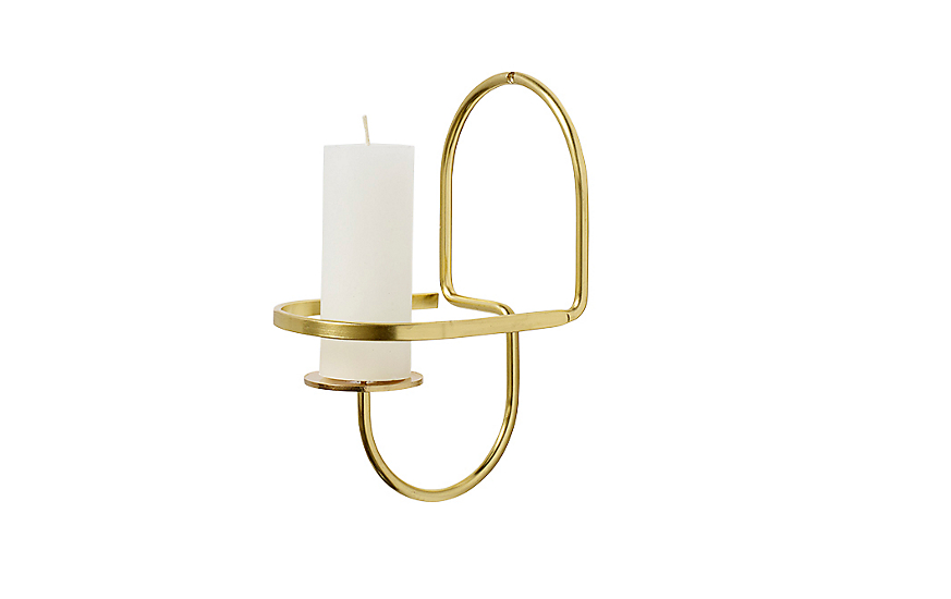 Lup Wall Candleholder