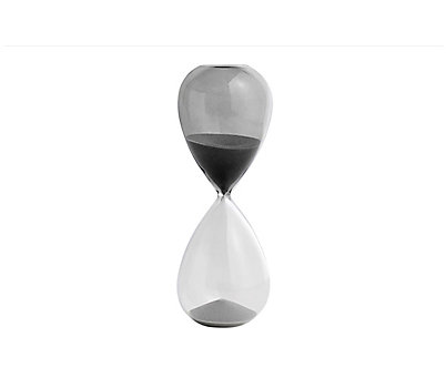 Time Hourglass, Large (30 minutes)