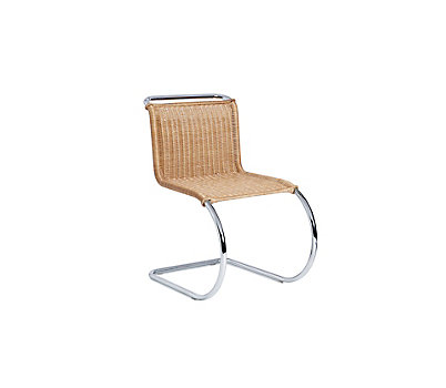 MR Side Chair in Rattan