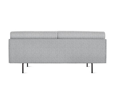 Outline Two-Seater Sofa