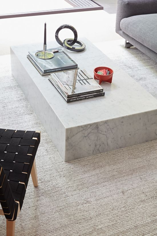 Plinth Extra-Large Coffee Table