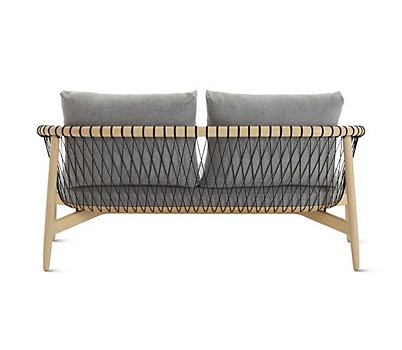 Crosshatch® Settee