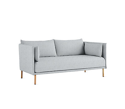 Silhouette Two-Seater Sofa