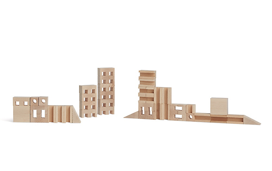 MC 1 Architecture Box (New Edition), Set of 66